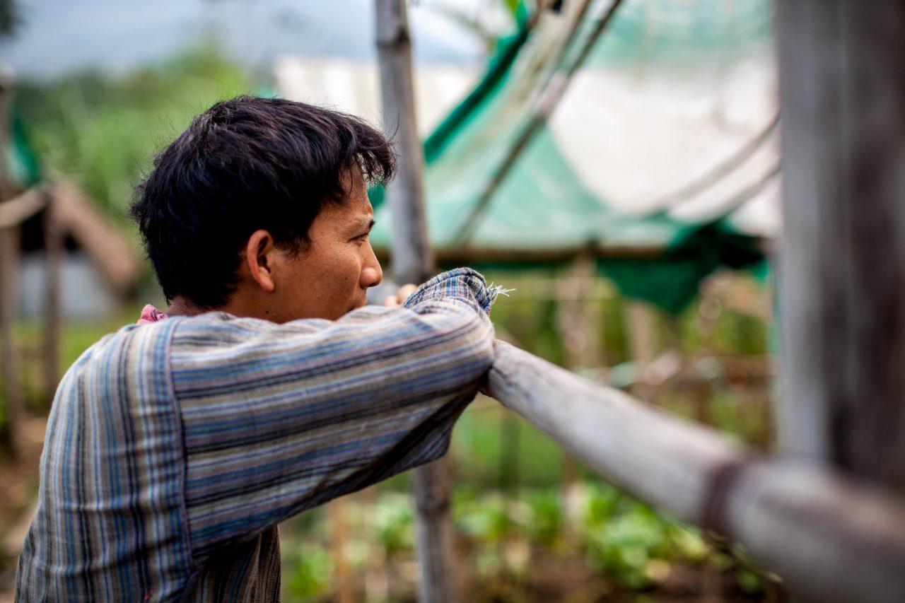 Lautlee, jeune entrepreneur de la région de Luang Prabang.