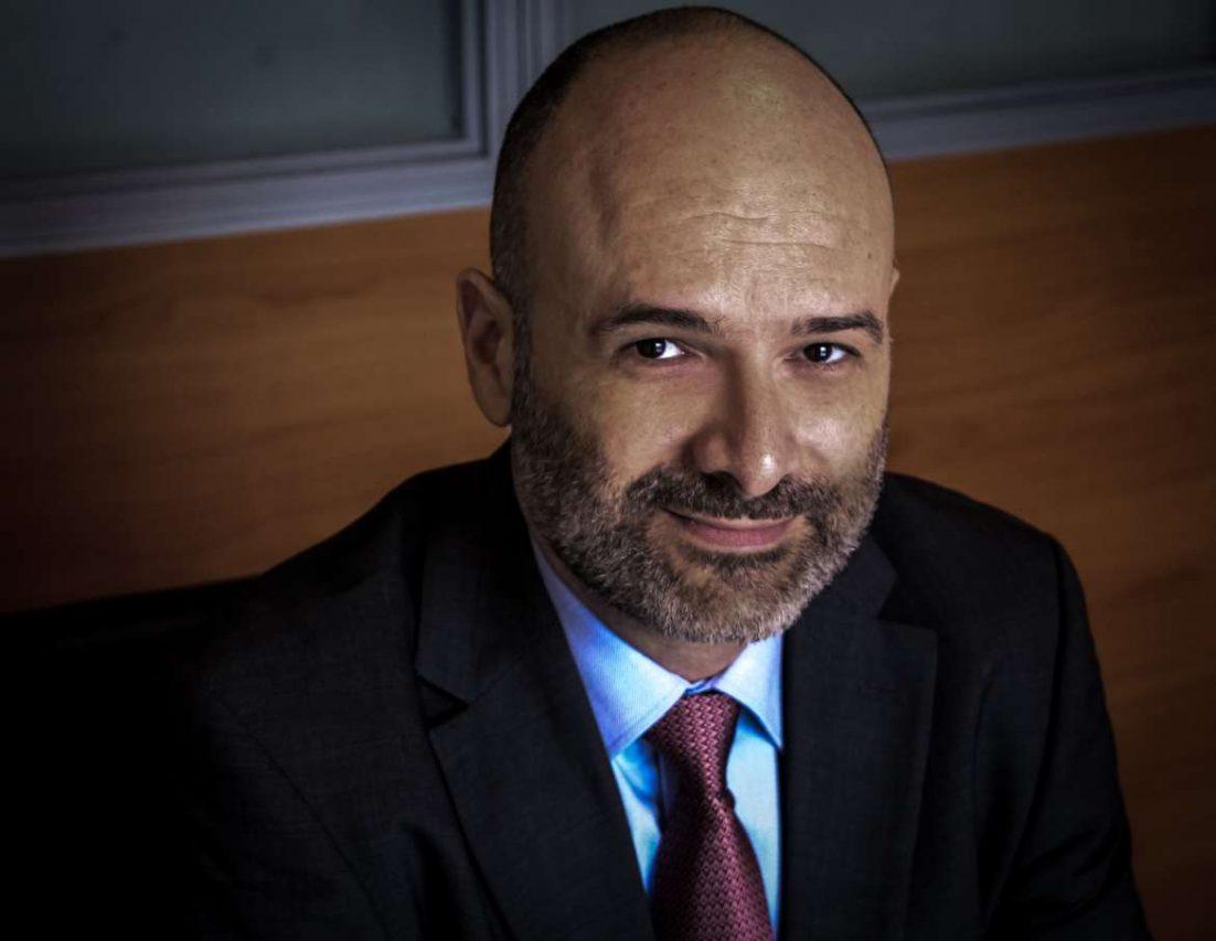 Mathieu Jouve-Villard, consultant installé en Inde depuis 1994. (Crédit : DR)