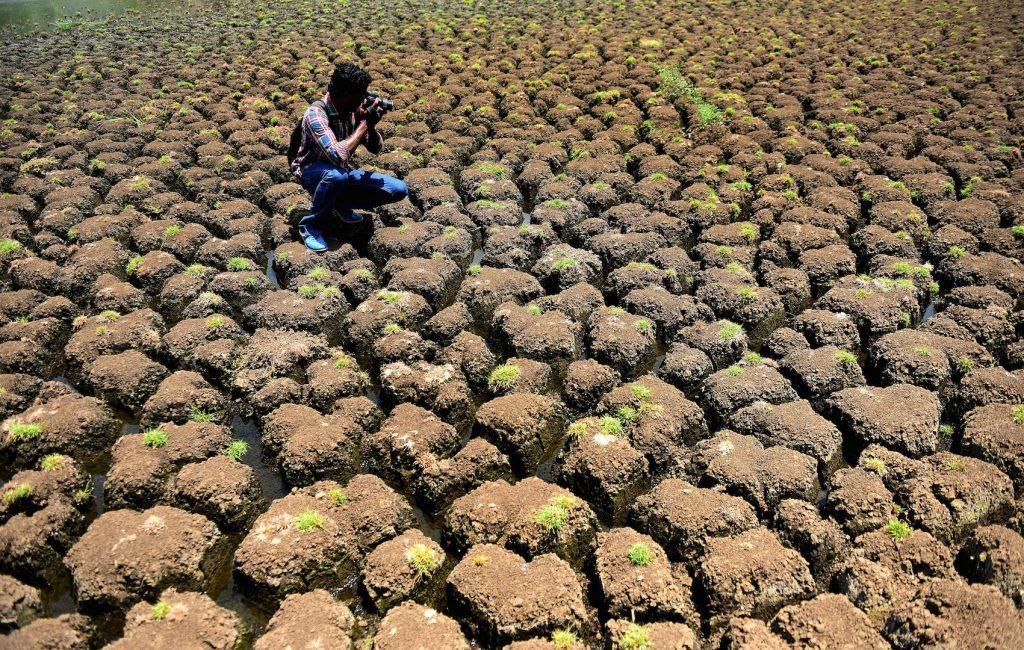 Inde : une nouvelle technologie pour surveiller les sécheresses en Asie du Sud Image