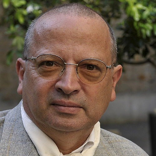 Le spécialiste de l'Inde, Michel Angot. (Source : Clio)