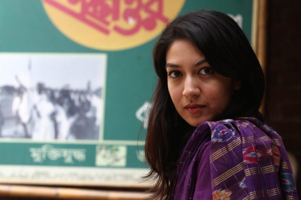 L'écrivaine bangladaise Tamima Anam. (Copyright : Zahedul I. Khan)