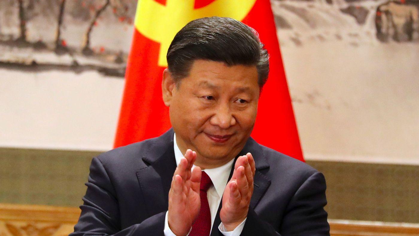 Xi Jinping, président à vie de la Chine ? (Source : Los Angeles Times)