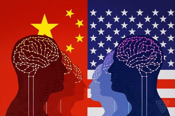 Les États-Unnis commence sérieusement à s'inquiéter du bond en avant de la Chine en matière d'intelligence artificielle. (Source : The Verge)