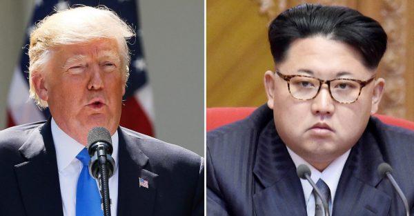 Le leader de la Corée du Nord, Kim Jong-un, a proposé une rencontre en personne avec le président américain Donald Trump, qui a accepté. (Source : The Independent)