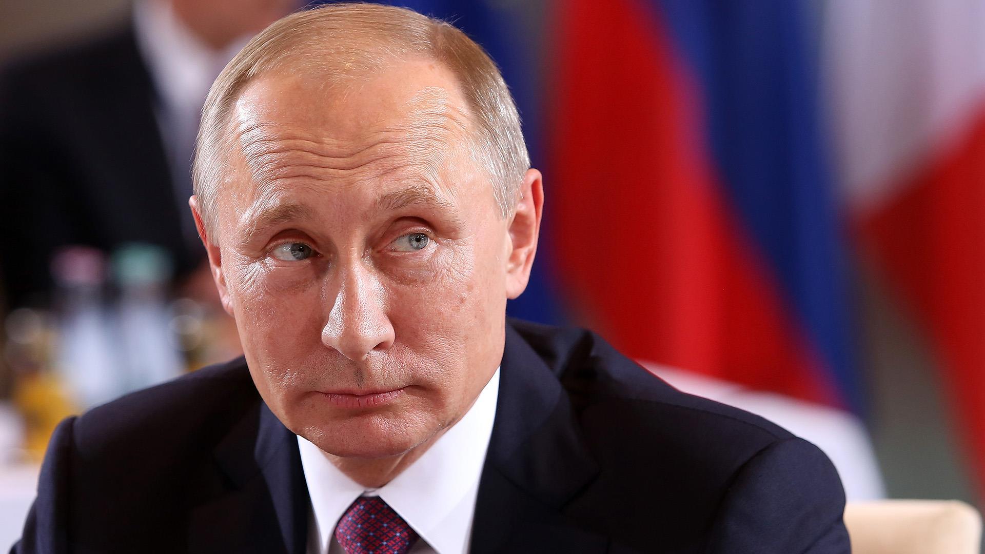 Le président russe Vladimir Poutine. (Source : Today)