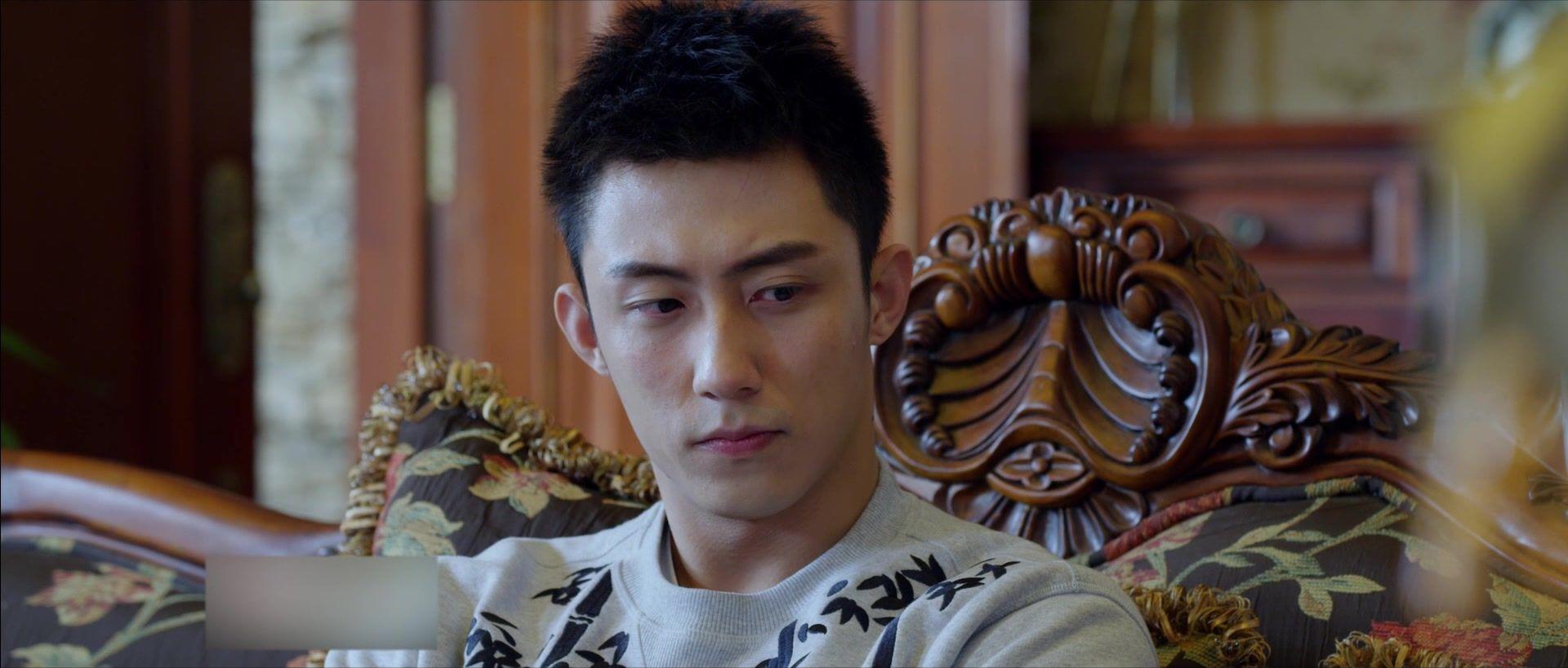 """Extrait de la websérie chinoise """"Accro"""", mettant en scène l'histoire d'un couple homosexuel. (Source : Viki.com)"""