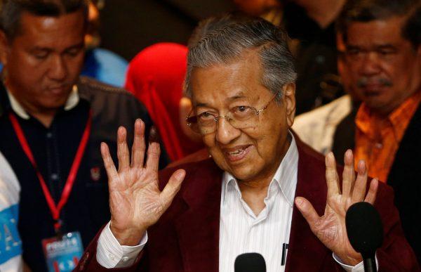 De retour au pouvoir, Mahathir Mohamad compte rééquilibrer les relations de la Malaisie avec la Chine. (Source : Asia Times)
