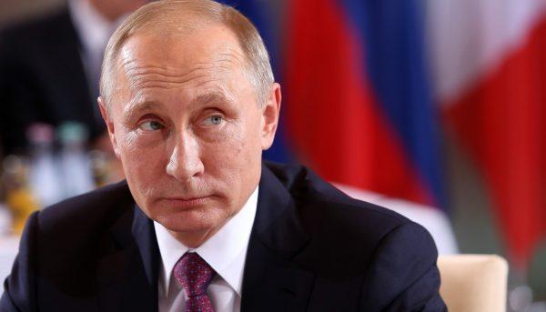 Le président russe Vladimir Poutine. (Source : CNN)