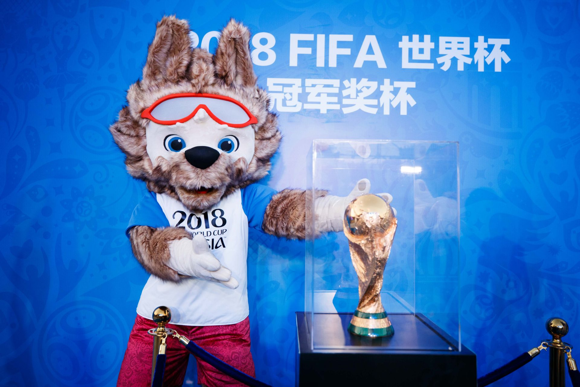 Les smartphones chinois Vivo partenaires de la Coupe du Monde de football 2018 en Russie. (Source : Vivo Global)