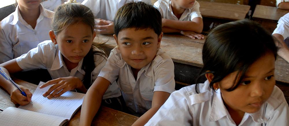 L'ONG Planète Enfants & Education va ouvrir au Cambodge des crèches pilotes dans des usines textiles. (Source : BICE)
