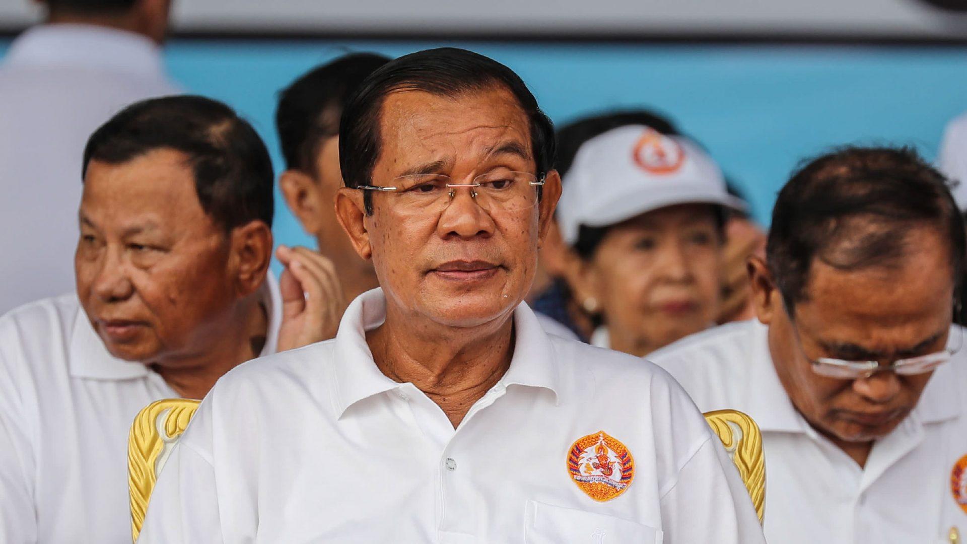 Le Premier ministre Hun Sen et son parti du peuple cambodgien ont remporté la totalité des 125 sièges à l'assemblée nationale, lors des élections du 29 juillet. (Source : Asia Nikkei Review)