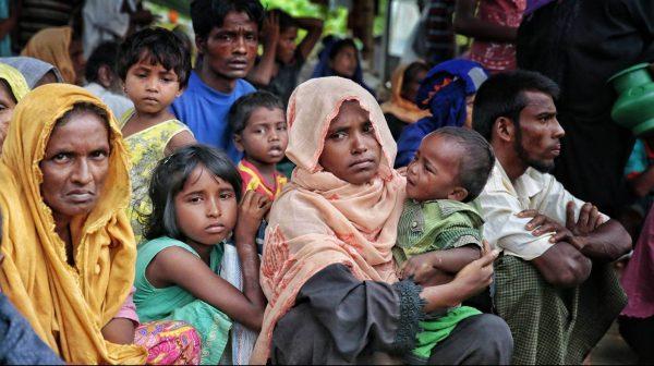 En Birmanie, les autres groupes ethniques n'ont pas fait l'objet d'expulsions de masse, comme celles qui menacent à présent d'éradiquer le peuplement Rohingya de l'État Rakhine. (Source : Tricycle)