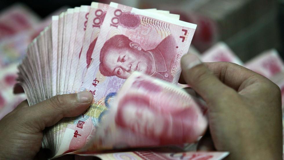 """Le système bancaire parallèle ou """"shadow banking"""" est en forte croissance depuis 2013, avec +43% entre juin 2017et 2018. (Source : South China Morning Post)"""
