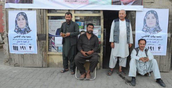 A cause des attentats et des dysfonctionnements électoraux, les électeurs afghans ont dû retourner aux urnes dimanche pour renouveler leur chambre basse. (Source : Washington Post)