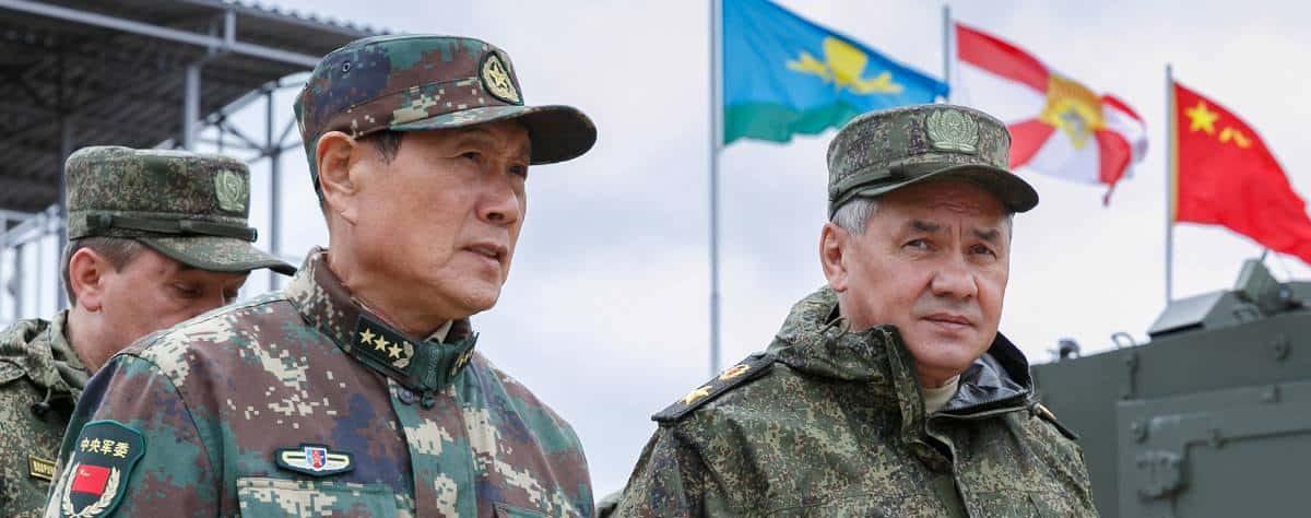 Du 11 au 15 septembre, l'armée chinoise a participé au vastes exercices militaires organisés à Vostock par la Russie. (Source : Defense Blog)