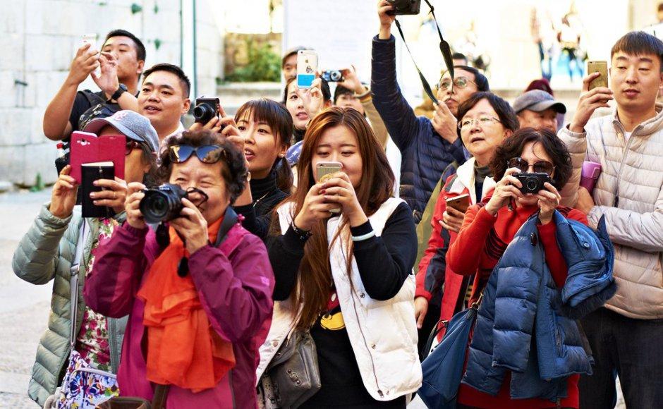La manne des touristes chinois, arme diplomatique d'appoint pour Pékin. (Source : Asian Correspondent)