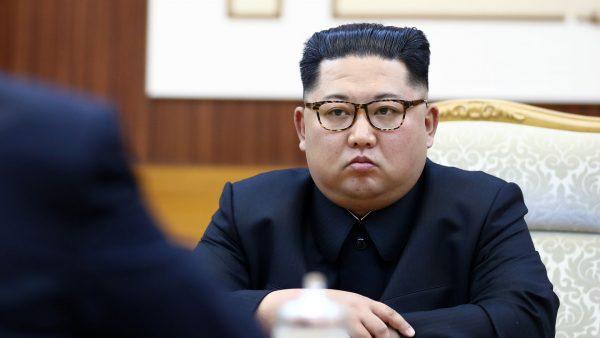 Le dirigeant nord-coréen Kim Jong-un. (Source : Axios)