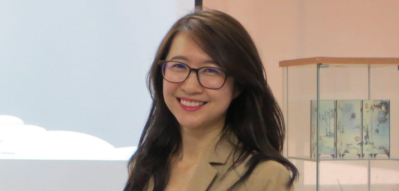 La chercheure malaisienne Hoo Chiew-Ping, maître de conférences en études stratégiques et relations internationales à l'Université nationale de Malaisie. (Crédits : DR)