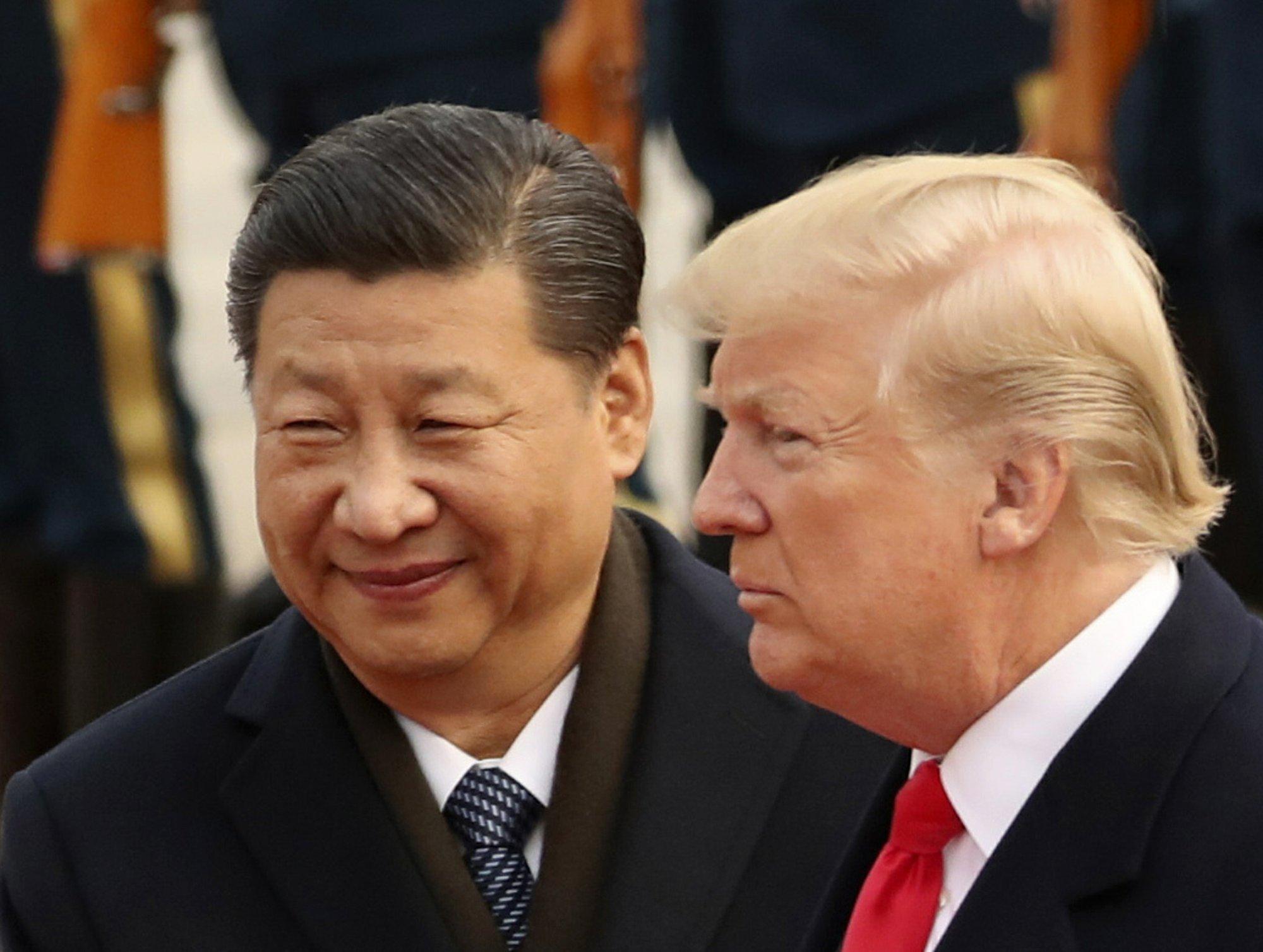 Possible, un accord commercial entre le président chinois Xi jinping et son homologue américain Donald Trump reste improbable à cause de la rivalité technologique entre les deux puissances. (Source : AP News)
