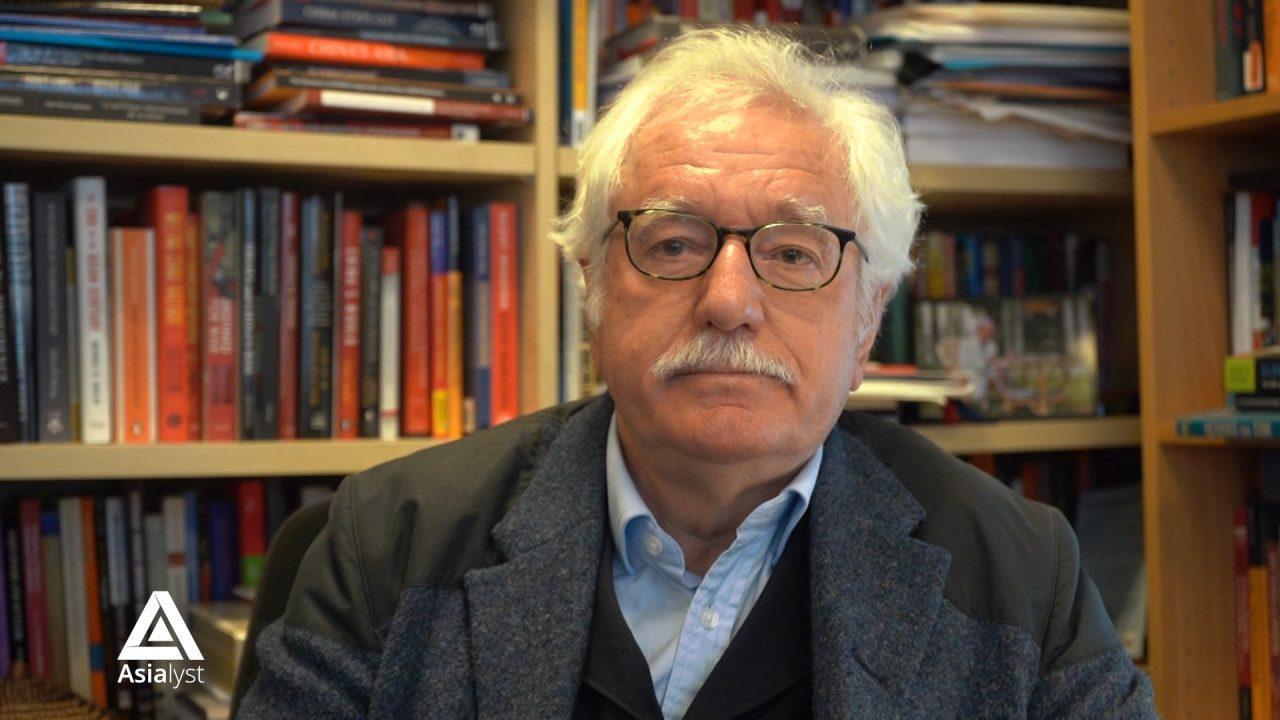 Le chercheur David Camroux. (Crédit : Asialyst / Marine Jeannin)