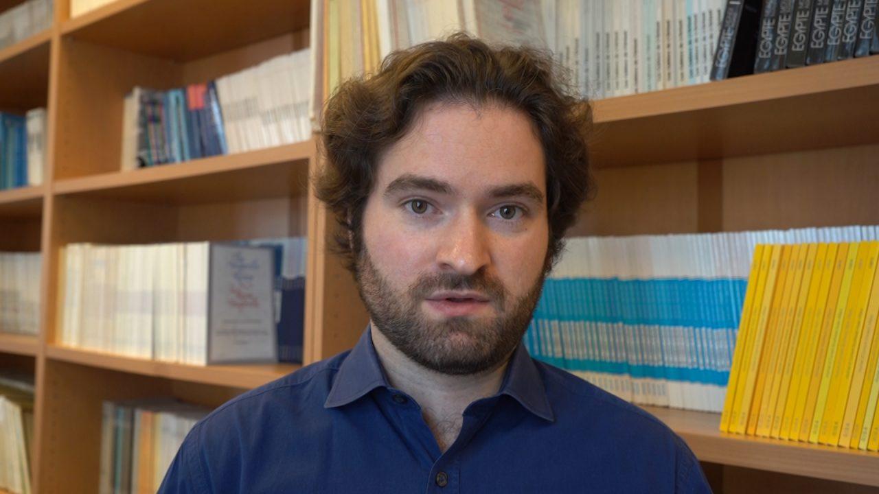 Le chercheur Xavier Mellet, professeur à l'Université Waseda au Japon. (Crédit : DR)