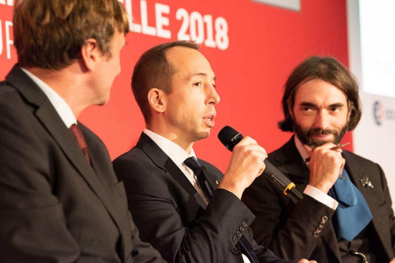 L'entrepreneur français Ludovic Bodin. (Crédit : Ludovic Bodin)