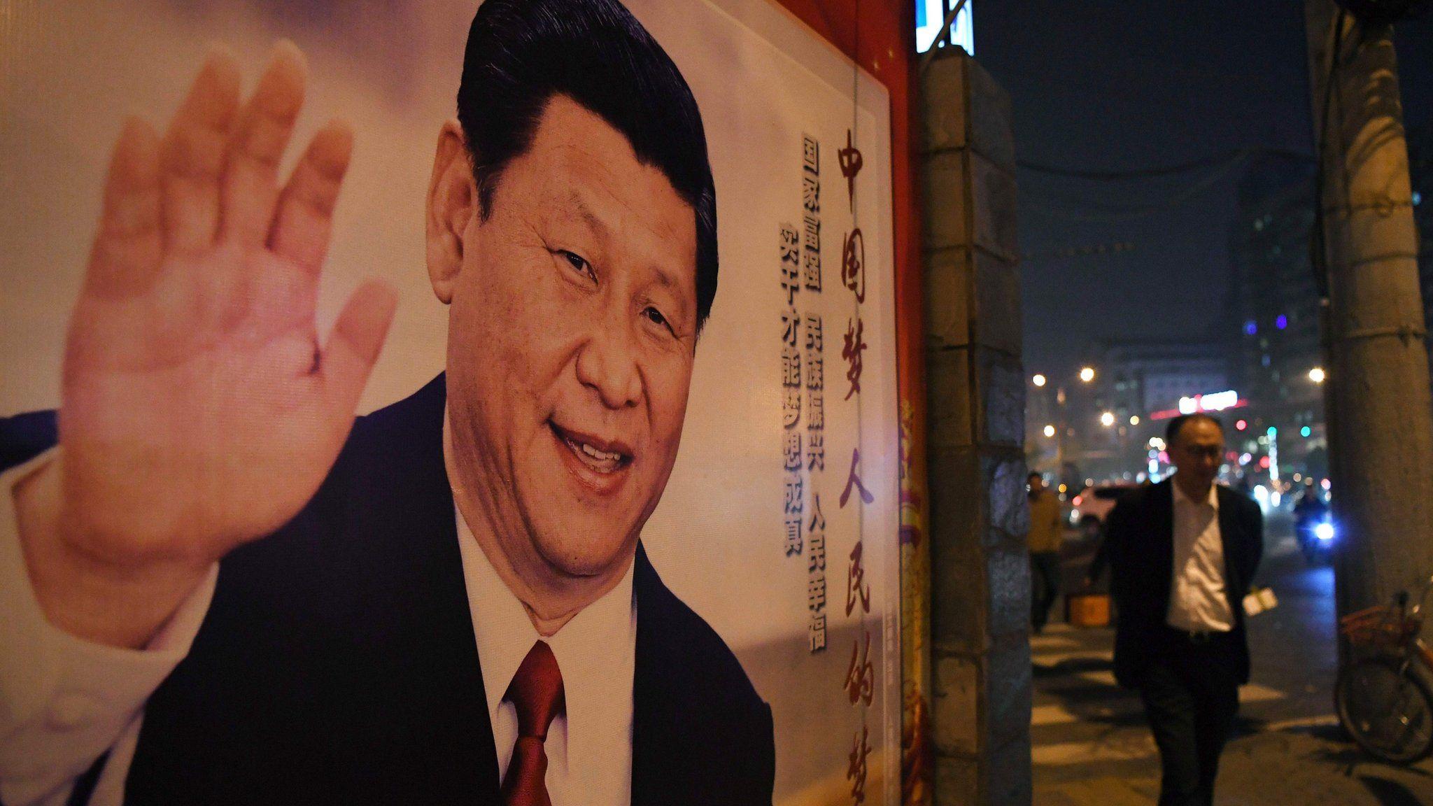 Président à vie ou non, Xi Jinping ne manquera pas de préparer sa relève. (Source : TMBW News)