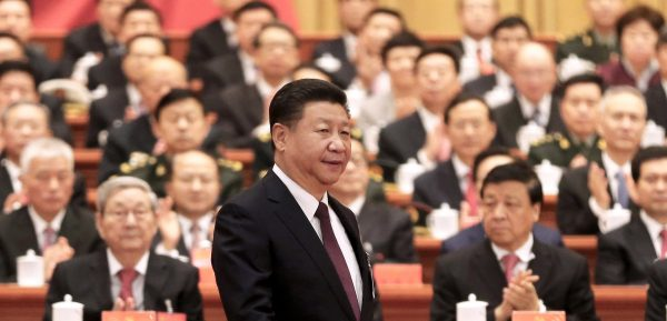 Le président chinois Xi Jinping. (Source : Asia Nikkei)