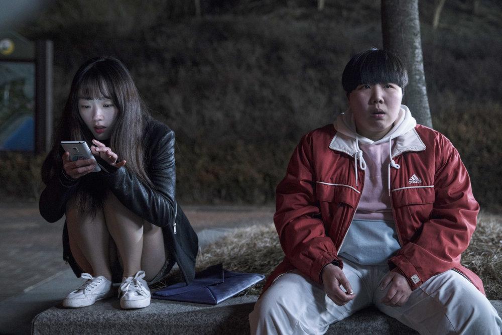 """Extrait du film sud-coréen """"Park Hwa-young"""" de Lee Hwan : """"Je ne veux pas enfermer mes personnages dans des archétypes de genre."""" (Copyright : Lee Hwan)"""