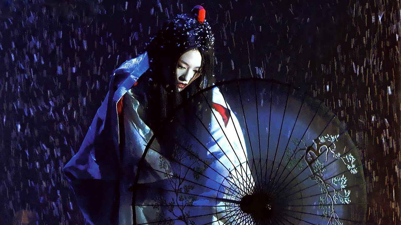 """L'actrice chinoise Zhang Ziyi dans le film """"Mémoires d'une Geisha"""" de Rob Marshall, adapté du best-seller d'Arthur Golden. (Source : Endslate)"""