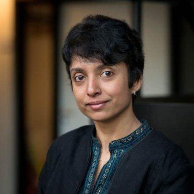 La chercheure sri-lankaise Nira Wickramasinghe, directrice de recherches à l'Université de Leiden. (Source : Alchetron)