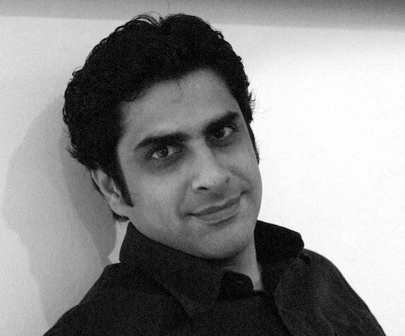 L'écrivain indien Altaf Tyrewala. (Crédit : DR)