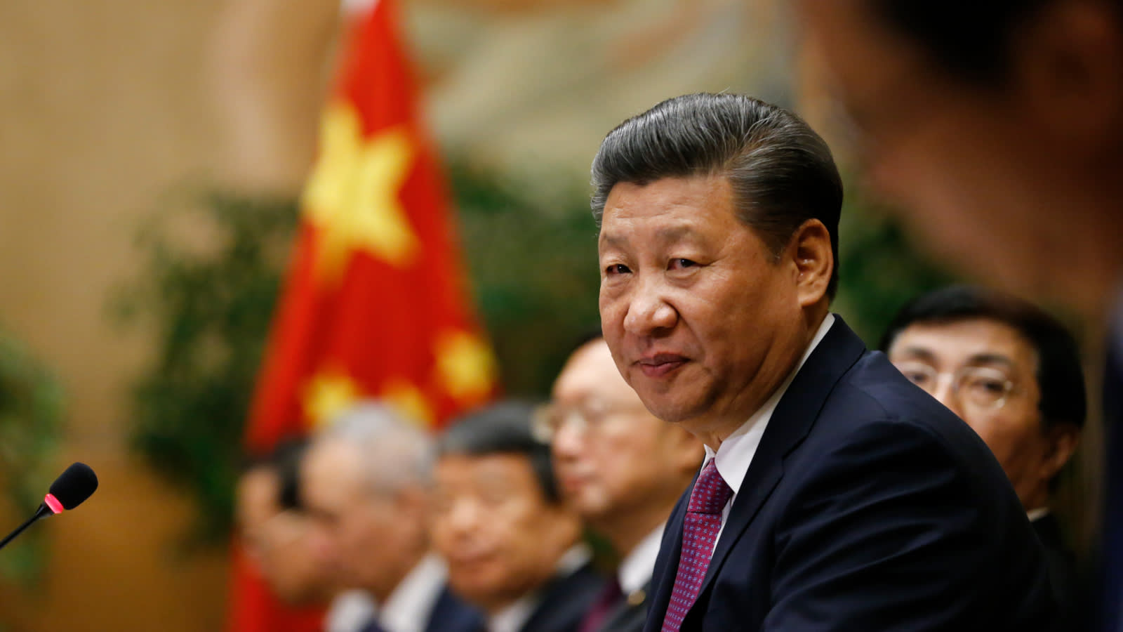 Le président chinois Xi Jinping. (Source : Nikkei Asian Review)