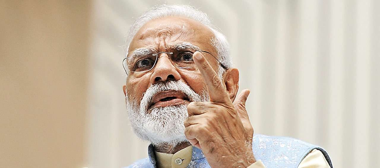 Le Premier ministre indien Narendra Modi. (Source : DNA India)
