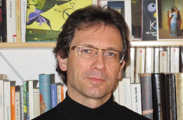 Le chercheur Christophe Jaffrelot, spécialiste de l'Inde. (Crédits : DR)