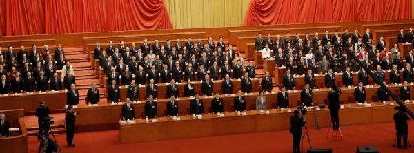 """La question de la """"sécurité politique"""" du Parti communiste chinois au coeur de la session annuelle de l'Assemblée nationale populaire à Pékin. (Source : Reutersmedia)"""