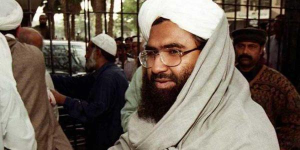 Le Pakistanais Masood Azhar, fondateur du mouvement terroriste Jaish-e-Mohammed, qui a revendiqué l'attenat du 14 février au Cachemire indien. (Source : The New Indian Express)