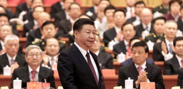 Le président chinois Xi Jinping. (Source : Asia Nikkei)
