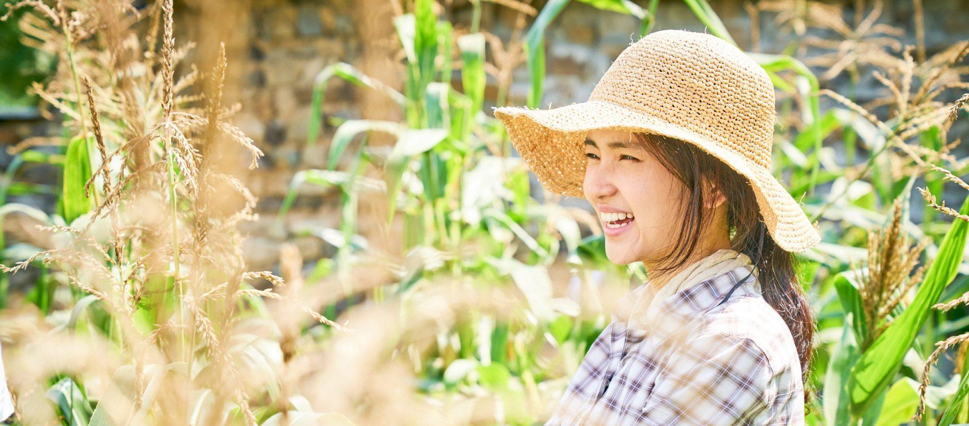 """Extrait du film sud-coréen """"Petite Forêt"""" de Yim Soon-Rye. (Crédits : Borealiafilms)"""