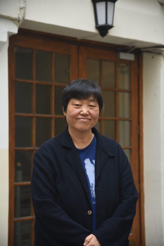 La réalisatrice Yim Soon-Rye. (Crédit : Lee Hee-yeon)