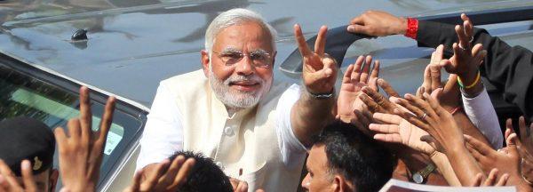 Le Premier ministre indien Narendra Modi remportera-t-il à nouveau les élections générales comme en 2014 ? (Source : Time)