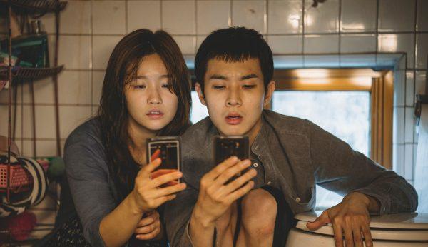 """Extrait du film """"Parasite"""" de Bong Joon-ho. (Source : IndieWire)"""
