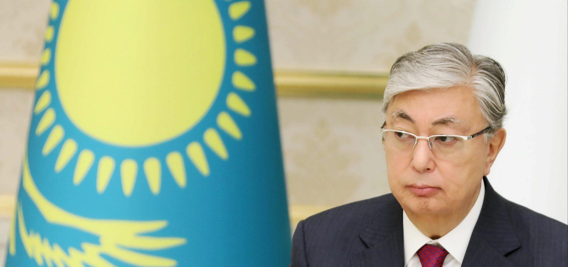 Le nouveau président kazakh Kassym-Jomart Tokaïev, élu le 9 juin 2019 avec plus de 70% des voix. (Source : Asia Nikkei)