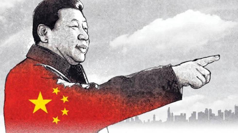 """Comment définir le """"rêve chinois"""" du président Xi Jinping ? (Source : Spearhead Research)"""
