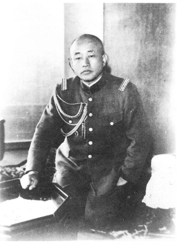 Le général japonais Kanji Ishiwara espérait une alliance avec la Chine contre les États-Unis. (Copyright : Bruno Birolli)