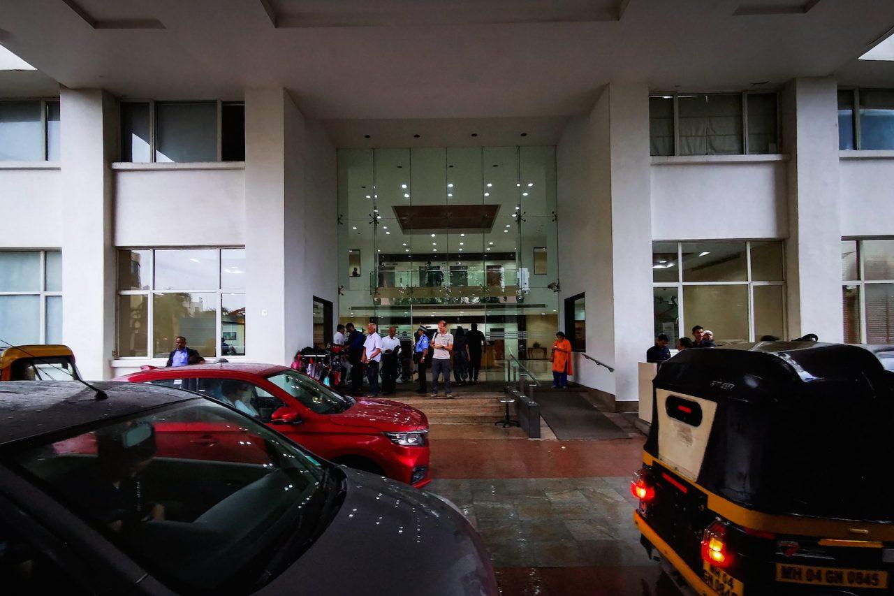 Grâce à un partenariat avec le gouvernement, l'hôpital Jupiter de Bombay est un des seuls établissements privés à disposer de bédaquiline. (Copyright : Alban Foreste)