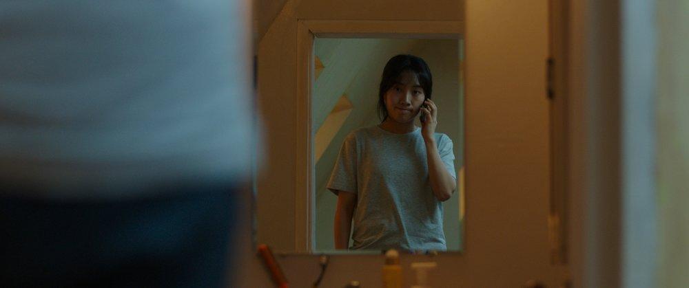 """L'actrice sud-coréenne Choi Hee-Seo dans le rôle de Ja-young. Extrait du film """"Our Body"""" de Han Kar-am. (Crédit : DR)"""