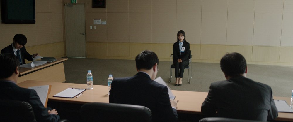 """Ja-young ne supporte plus la pression de la réussite. Extrait du film """"Our Body"""" de Han Kar-am. (Crédit : DR)"""