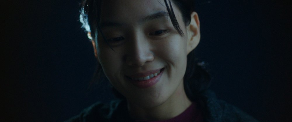 """L'actrice Choi Hee-Seo dans le rôle de Ja-young. Scène du film """"Our Body"""" de Han Kar-am. (Crédit : DR)"""