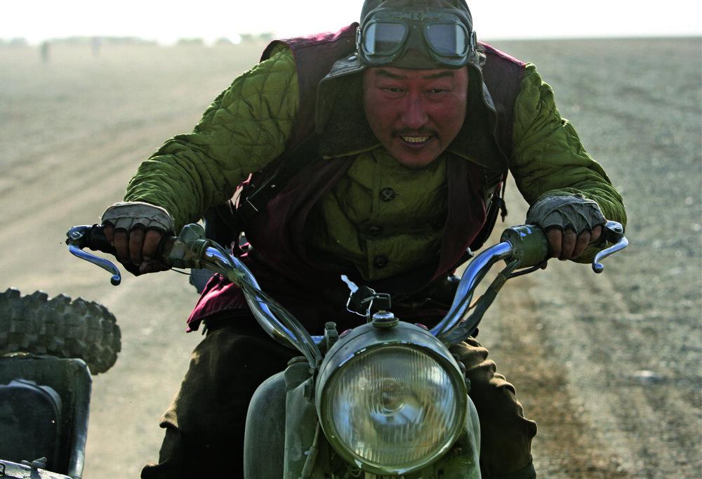 """Song Kang-ho dans """"Secret Sunshine"""" de Lee Chang-dong (2007). (Crédit : DR)"""